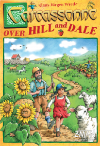 Carcassonne: Over Hill and Dale (Special Offer)